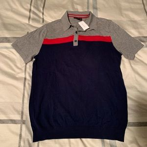Banana Republic S/S Polo Knit